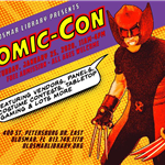 comicon flier jan 25 11 to 4