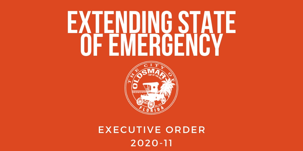 Executive Order 2020-11 Extending State of Emergency