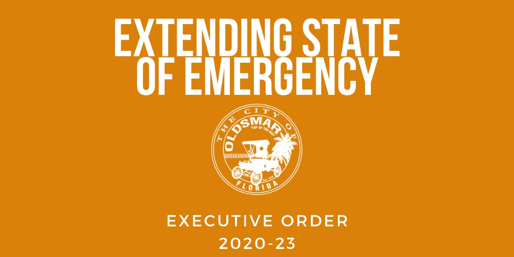 executive order 2020-23 extending state of emergency