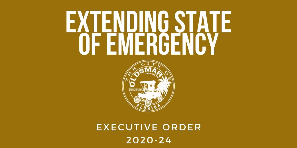 executive order 2020-24 extending state of emergency