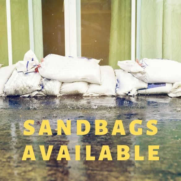 sand bags available