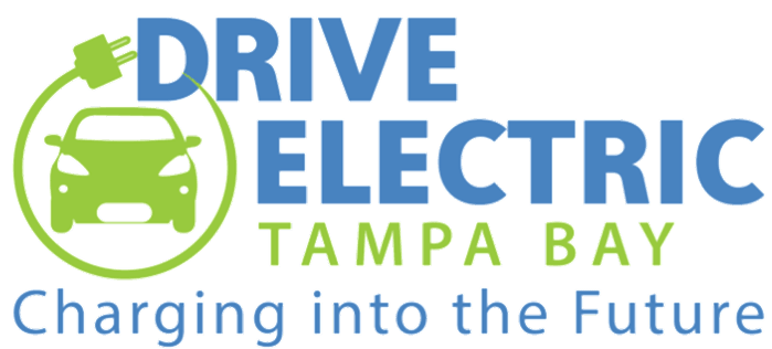 Drive Electric Tampa Bay PNG Logo