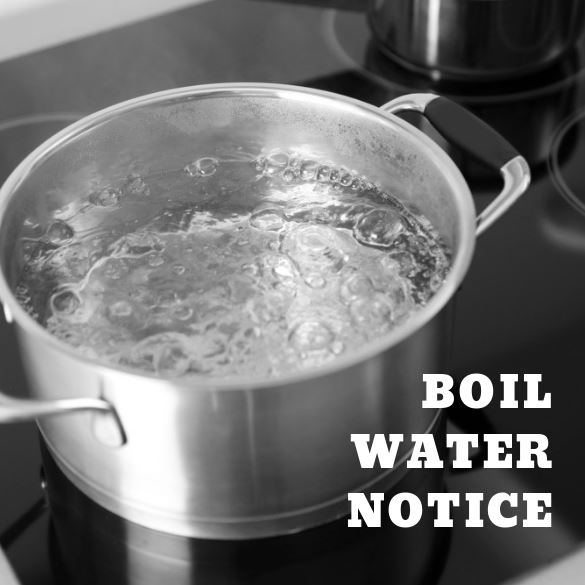 Boil Water Notice Image