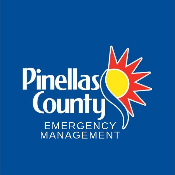 Pinellas County Emergency Management Logo