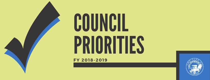 COUNCIL PRIORITIES
