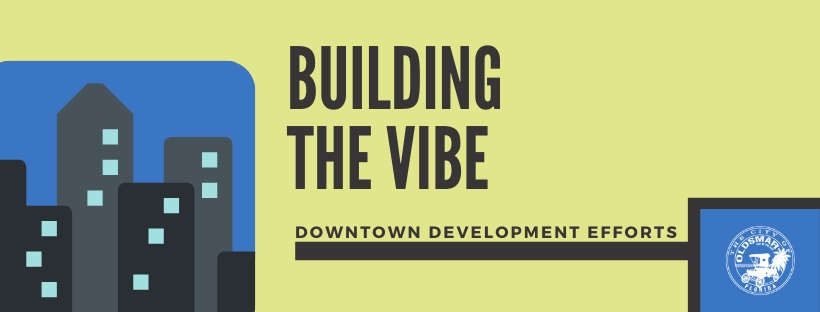 Building the Bive Downtown Development Efforts