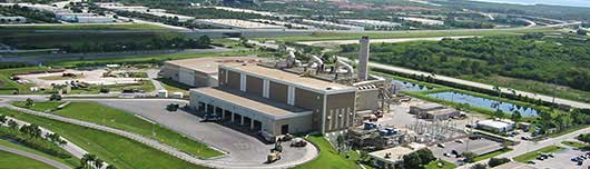 Pinellas Waste to Energy Plant