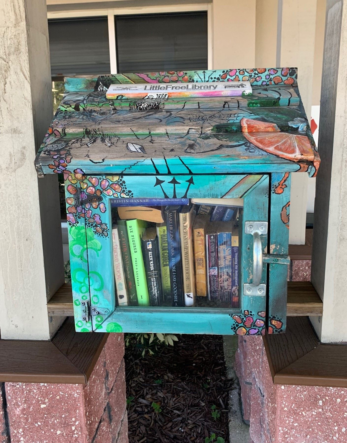 State Street Center Free Little Library