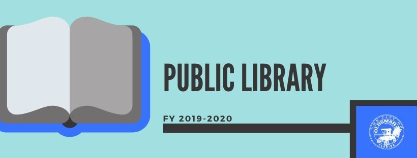 Public Library Fiscal Year 2019-2020
