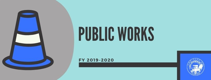 Public Works Fiscal Year 2019-2020