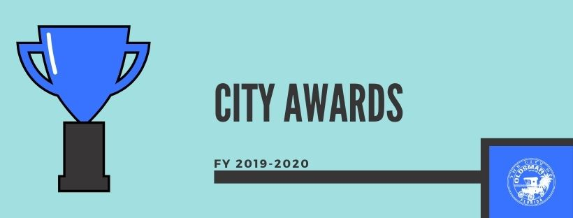 City Awards Fiscal Year 2019-2020