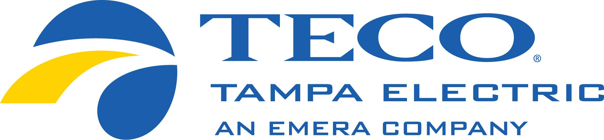 Tampa Electric Company logo Opens in new window